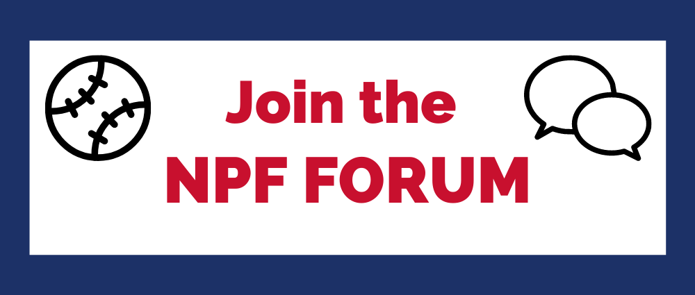 Join the NPF Forum!